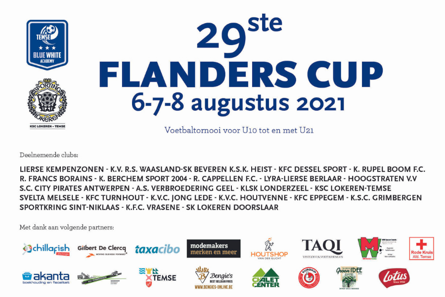 Flanders Cup affiche